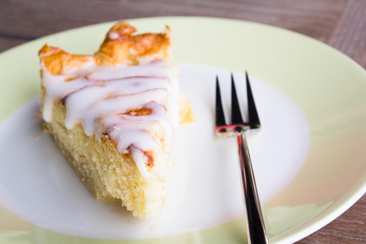 Buttermilk Frangipane Cake Recipe Dishmaps