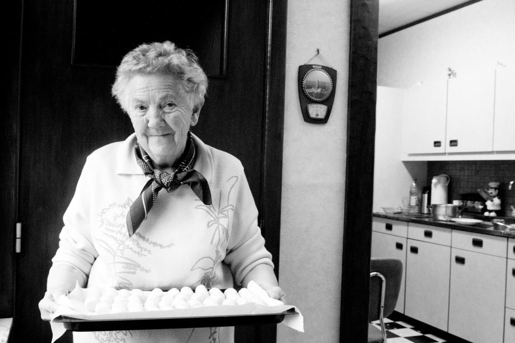 The Croquette Granny