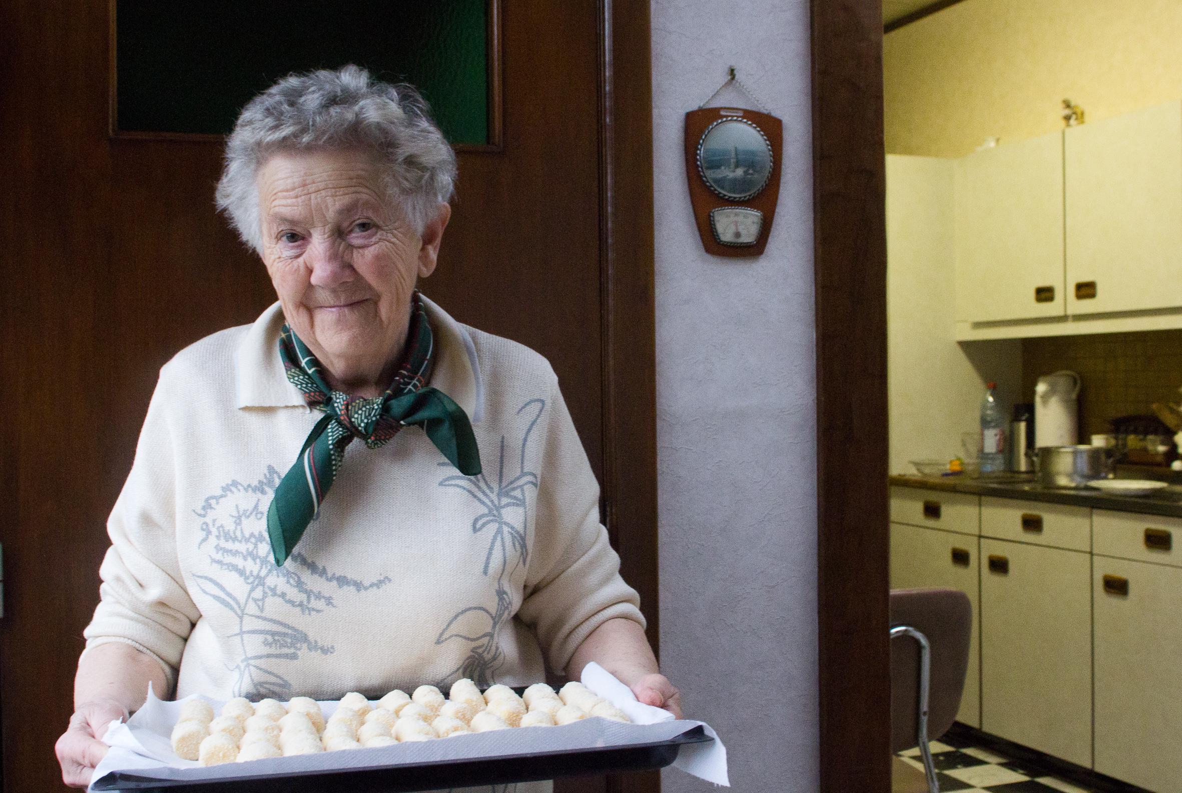 The Croquette Granny 35-1